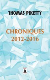 Chroniques 2012-2016 : Aux urnes citoyens ! [Poche]