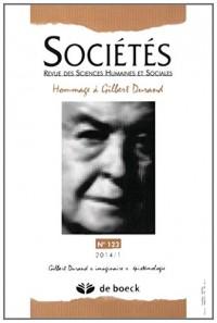 Sociétés, N° 123/2014/1 : Hommage à Gilbert Durand