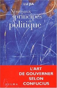Nouveaux Principes de politique