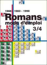 Roman Mode d'Emploi 3/4