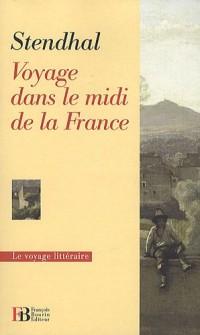Voyage dans le midi de la France
