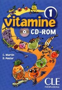 VITAMINE NIVEAU 1 CD-ROM Livre scolaire
