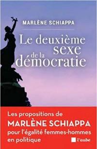 Le deuxieme sexe de la démocratie