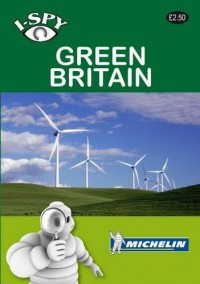I-Spy Green Britain