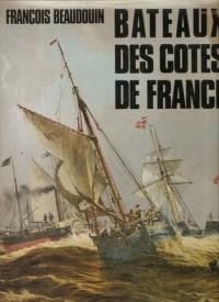 Bateaux des côtes de France