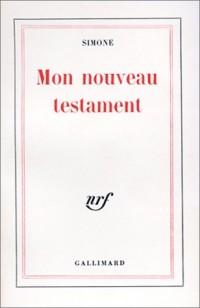 Mon Nouveau Testament