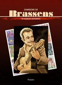 Brassens, Sa Vie, Son Oeuvre en BD