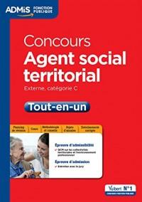 Concours Agent Social Territorial Cat C Tout en un