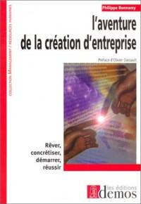 L'Aventure de la création d'entreprise