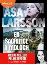 En sacrifice à Moloch [Livre audio]