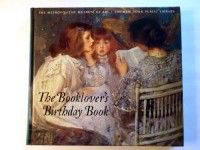 The Booklover's Birthday Book