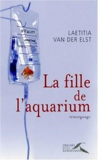 La fille de l'aquarium
