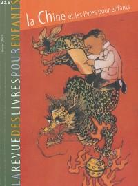 La revue des livres pour enfants numeéo 215