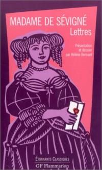 Madame de Sévigné : Lettres