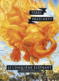 Le Cinquième Éléphant Ned