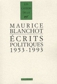 Ecrits politiques : 1958-1993