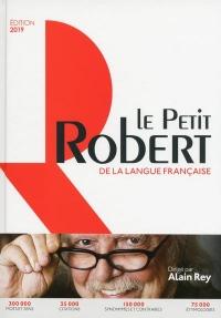 Le Petit Robert de la Langue Française - Grand Format