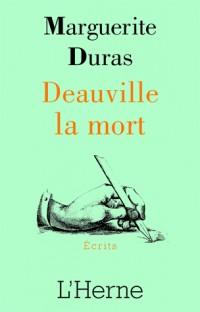 Deauville la mort