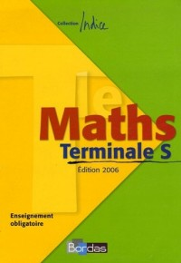 Maths Tle S obligatoire
