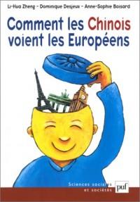 Comment les Chinois voient les Européens