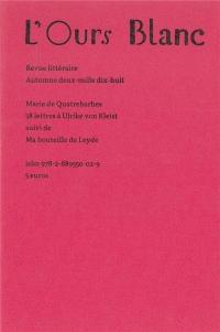 58 lettres à Ulrike von Kleist