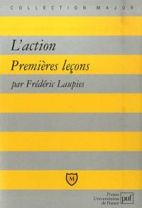 L'action : Premières leçons