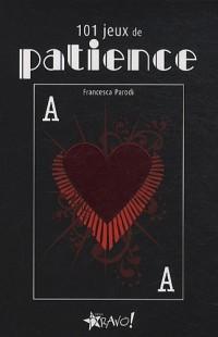 101 Jeux de patience