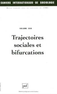 Cahiers Internationaux de Sociologie Vol 120 Trajectoires