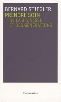 Prendre soin : Tome 1, De la jeunesse et des générations