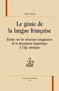 Le Génie de la langue