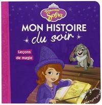 Leçons de magie, Princesse Sofia, MON HISTOIRE DU SOIR