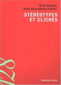 Stéréotypes et clichés : Langue, discours, société