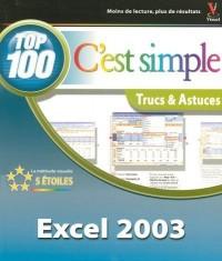 Excel 2003 : 100 trucs & astuces