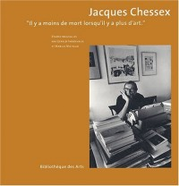 Jacques Chessex.