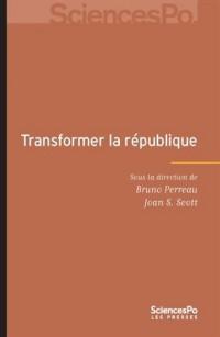 Les défis de la République. Genre, territoires, citoyenneté
