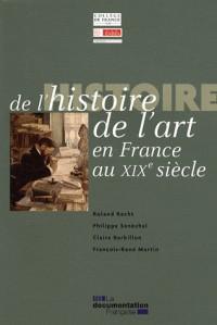 Histoire de l'art en France au XIXe siècle