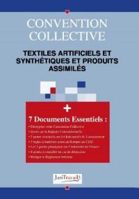3340. Textiles artificiels et synthétiques et produits assimilés Convention collective