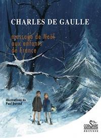 Message de Noël aux enfants de France