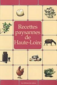 Recettes paysannes de Haute-Loire