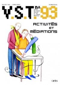 Vst 93-Activites et Mediations