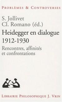 Heidegger en Dialogue 1912-1930