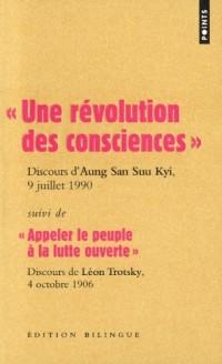 Une révolution des consciences