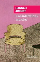 Considérations morales [Poche]