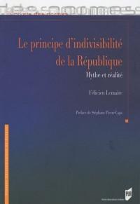 Principe d'indivisibilité de la République : Mythe et réalité