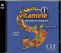 CD COLLECTIF METHODE VITAMINE NIVEAU 1
