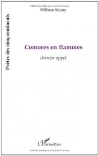 Comores en Flammes Dernier Appel