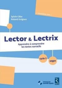 Lector et Lectrix (+ CD Rom) - Cycle 3 - SEGPA