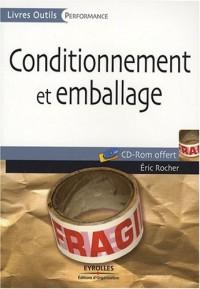 Conditionnement et emballage (1Cédérom)
