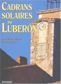 Cadrans solaires du Lubéron