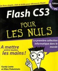Flash CS3 pour les Nuls